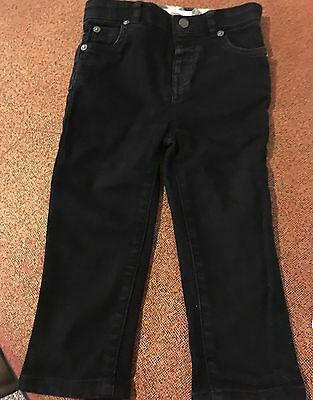 Burberry Jeans Toddler Size 2y