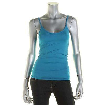 Energie 4579 Womens Blue Stretch Adjustable Straps Camisole Top Juniors S BHFO