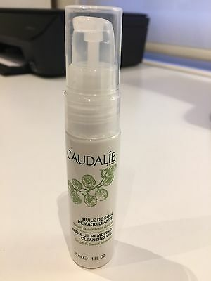 Caudalie make-up remover cleansing oil 30ml