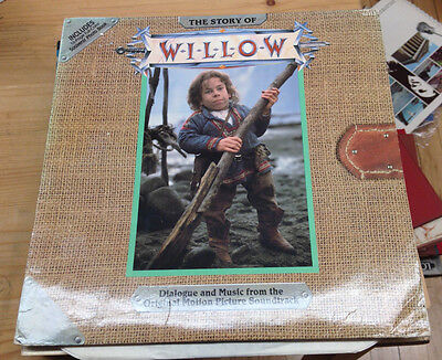 The Story Of Willow Buena Vista Records 62113 1988 16 Page Souvenir Photo Book