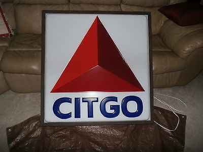 Large Vintage Citgo Gas Sign- ***Local pickup only***