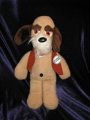 "Vintage Animal Fair Stuffed Plush Puppy Dog Clyde Friend Of Henry 13"" 20"""