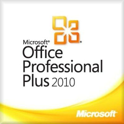 Office 2010 Professional - 1 PC - Multilingual
