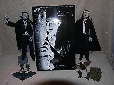 Lot of 8 Dracula collectible figures, statues from Sideshow and more