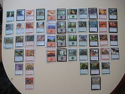 Big lot: 49 Magic The Gathering Cards  + doubles, 2003