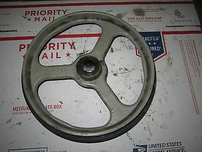 Original South Bend 9 10K Metal Lathe Countershaft 2 Step Pulley w/ Tapered Pin