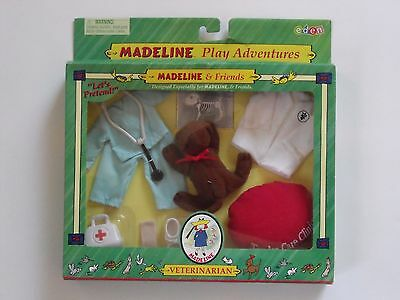 Madeline & Friends Veterinarian Play Adventures ... New In Box!!