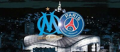 Places OM PSG GANAY JEAN BOUIN