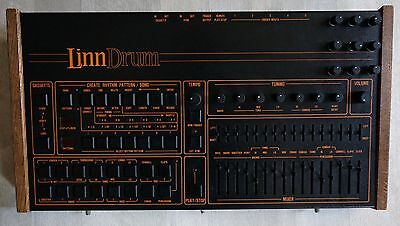 LinnDrum Custom with Full Tuning