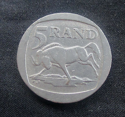 5 Rand South Africa 1995 #4460