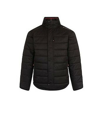 Greys NEW Fishing Black Strata Quilted Thermatex Jacket *All Sizes*