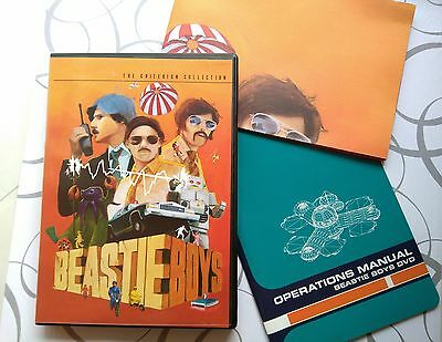 Beastie boys The criterion collection, 2 DVD