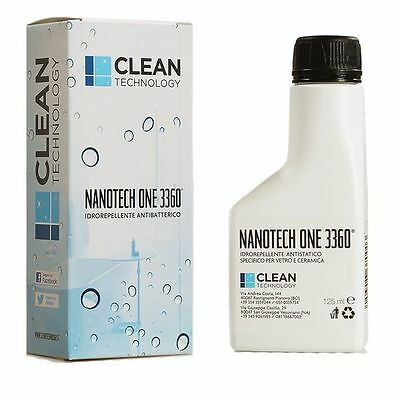 Trattamento anticalcare permanente per box doccia - Nanotech One 3360 125ml