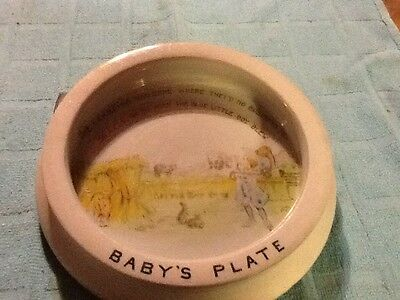 Shelly  Baby plate