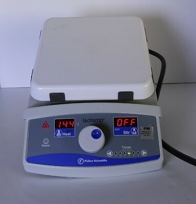 Fisher Isotemp Hotplate Stirrer  11-300-49SHP