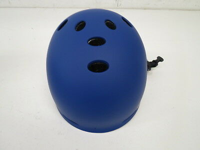 Triple Eight Gotham Matte Helmet, Blue, Large/X-Large