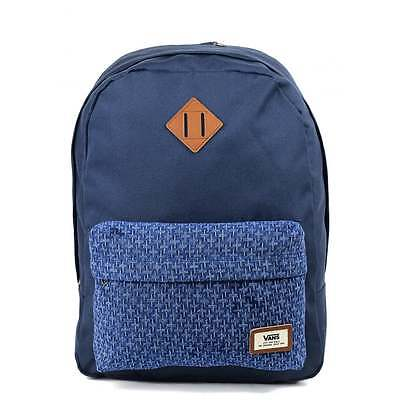 VANS Old Skool Plus Backpack Zanshi Blue School Bag V2TMKS4   FREE HARIBO 256f087de