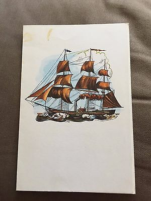 29 Sept 1965 Rms Empress Of Canada (Canadian Pacific) Ocean Liner Lunch Menu