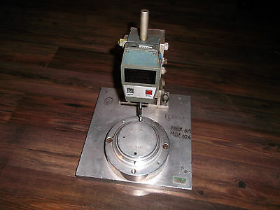 Mitutoyo Digimatic Dial Indicator With Stand BDV-491
