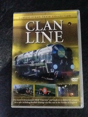 Clan Line - Classic Steam Train Collection DVD