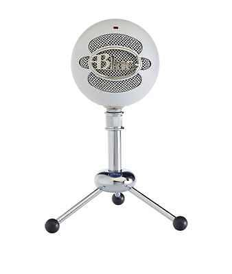 Blue Snowball iCE USB HD Audio PC Professional Adjustable Microphone ** ORIGINAL