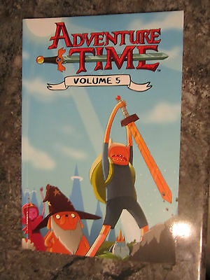 Adventure Time Volume 5 Graphic Novel