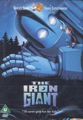 The Iron Giant DVD (2000) Brad Bird cert U Incredible Value and Free Shipping!