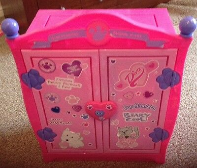 Large Build A Bear Wardrobe And Outfit Bundle ..
