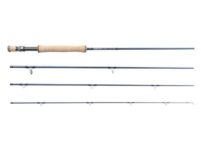 "Scierra Salis / Length: 9' - 9'6"" / 4 sections / AFTM: #5 - #9 /  fly rod / Flie"