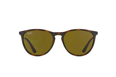 Ray Ban Jr Rj9060S Brown Plastic Tortoise Shell Pattern Sunglasses For Kids