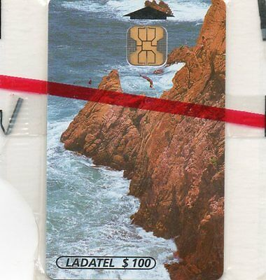 MEXICO 1 x Phone Card MINT NEW unsused (lot 1)