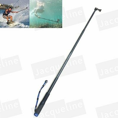 11 to 36in Underwater Waterproof Selfie Stick Monopod for Gopro hero HD6 5 4 3+