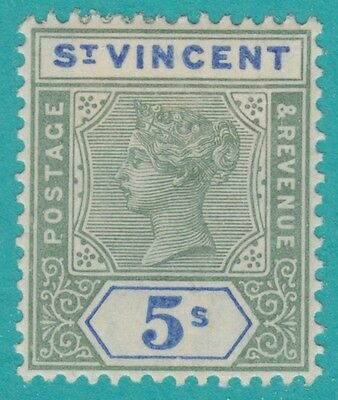 St Vincent 70  Mint Heavy Hinged Og No Faults Very Fine !
