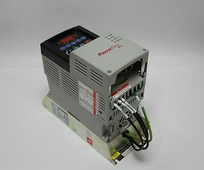 Unused Allen Bradley Powerflex 40 1Hp Ac Drive W/ethernet Module 22B-D2P3N104 A