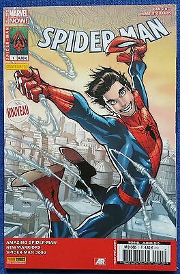 SPIDER-MAN (V5) Panini Comics VF TBE comme neuf lot de douze comics