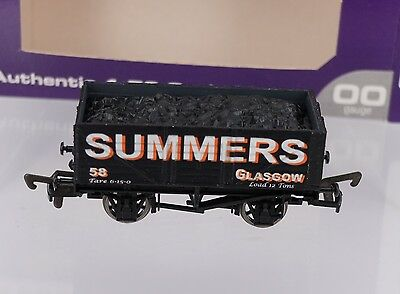 OO Dapol Robbies Rolling Stock A002  Summers 7 Plank Wagon Boxed