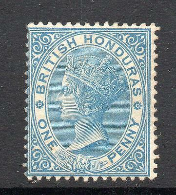 British Honduras 1 Penny Stamp c1882-87 Used SG17
