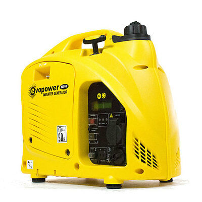 Compact Powerful 1000w Portable Inverter Camping Generator