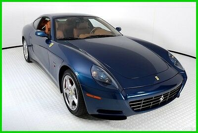 2005 Ferrari 612 F1A 2005 FERRARI 612 SCAGLIETTI, 11K MILES, FRESH MAJOR SERVICE @FERRARI OF HOUSTON