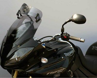 Disc MRA Vario touring screen Triumph Tiger 1050, 06-, clear