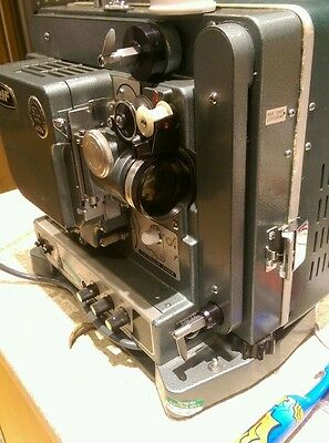 ELF EIKI 16mm film projector cine film