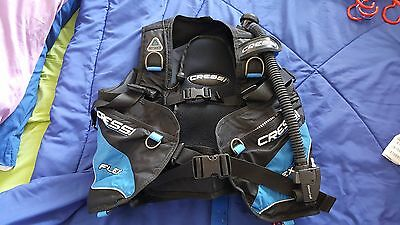 Cressi Flex travel BCD Large Size