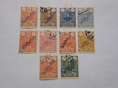 Timbres Perse