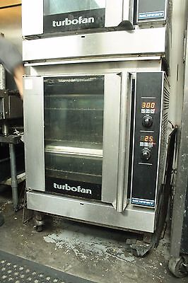 Moffat Commercial Gas Convection Oven Full Size 5 Pan Digital