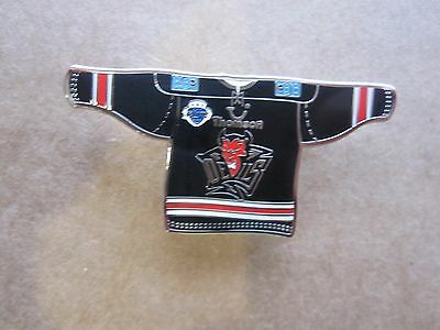 Cardiff Devils Jersey Pin Badge