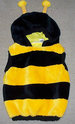 Infant Toddler Halloween Costume BUMBLE BEE Warm Adorable 12-24 Months
