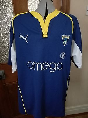 Warrington Rugby League shirt size XL in great condtion