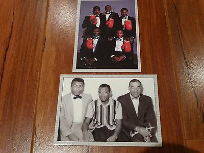 Muhammad Ali Boxing Cards