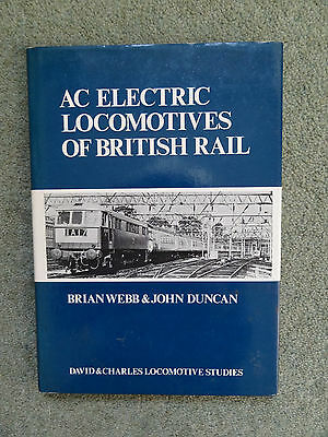 AC Electric Locomotives of British Rail