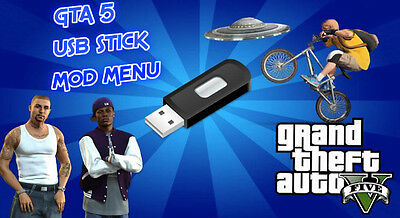 Gta 5 Mods Mod Menu Usb Stick Ps3 No Jailbreak Modded